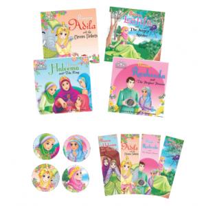 Princess Series Gift Pack 2 Bundle