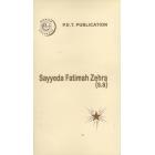 Sayyeda Fatimah Zehra s.a