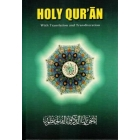 Holy Qur'an Arabic with Translation and transliteration