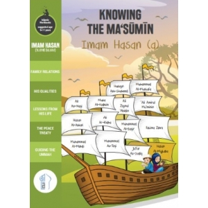 Knowing the Ma'sumin - Imam Hassan (as)