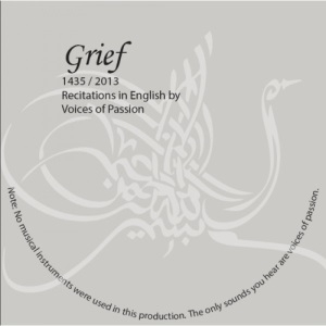 In Grief Voices of Passion