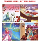Princess Series Gift Pack 1 Bundle