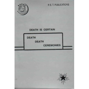 Death And Death Ceremonies