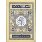 Holy Quran Translated By MH Shakir