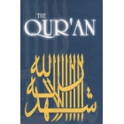 The Quran A5 size English Text Only
