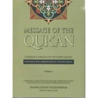 Message Of The Quran