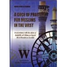 A Code Of Practice For Muslims In The West
