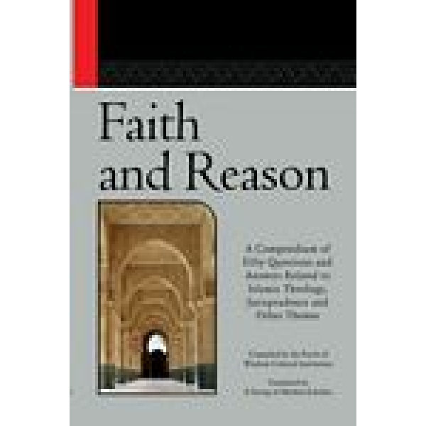 thesis on faith and reason Essays, term papers, book reports, research papers on religion free papers and essays on faith and belief we provide free model essays on religion, faith and belief.