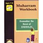 Muharram Workbook Ages 7 - 9 Years