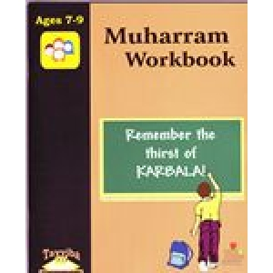 Muharram Workbook Ages 7 - 9 Years