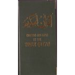 Chapters And Ayats Of The Noble Quran